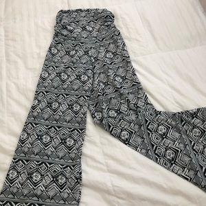 Pants - Maternity printed pants